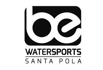 Logo Be WaterSports Travesía a Nado Tabarca Santa Pola