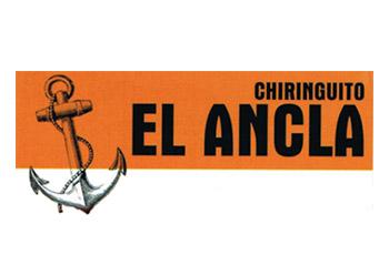 Logo Chiringuito el Ancla Travesía a Nado Tabarca Santa Pola