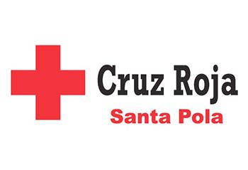 Logo Cruz Roja Santa Pola Travesía a Nado Tabarca Santa Pola