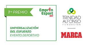 Logo Empren Sport Travesía a Nado Tabarca Santa Pola