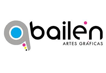 Logo Gráficas Bailén Travesía a Nado Tabarca Santa Pola