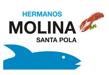 Logo Hermano Molina Travesía a Nado Tabarca Santa Pola