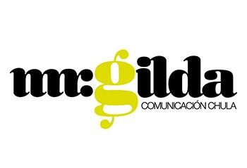 Logo Mister Gilda Comunicación Chula Travesía a Nado Tabarca Santa Pola