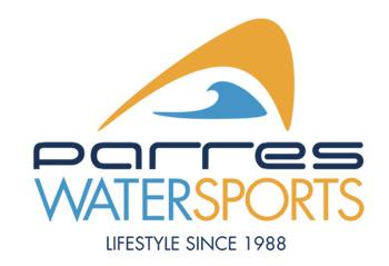 Logo Parres Watersports Travesía a Nado Tabarca Santa Pola
